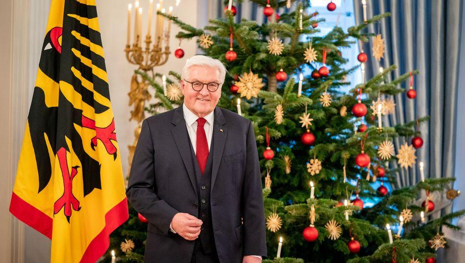 """Bundespräsident Steinmeier: """"Sie alle sind Teil dieser Demokratie"""""""