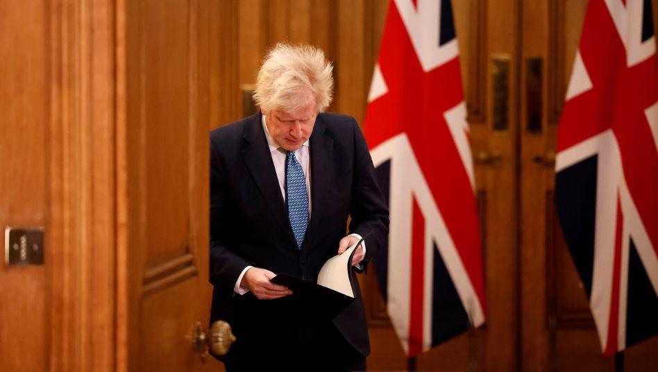 Britischer Premier Johnson: Das Vertragswerk hinter dem Brexit-Deal ist »extrem kompliziert«, sagen Experten