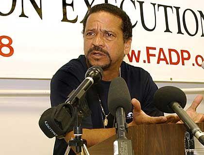 Juan Melendez im Dezember in Los Angeles: In fünf Tagen zum Tode verurteilt