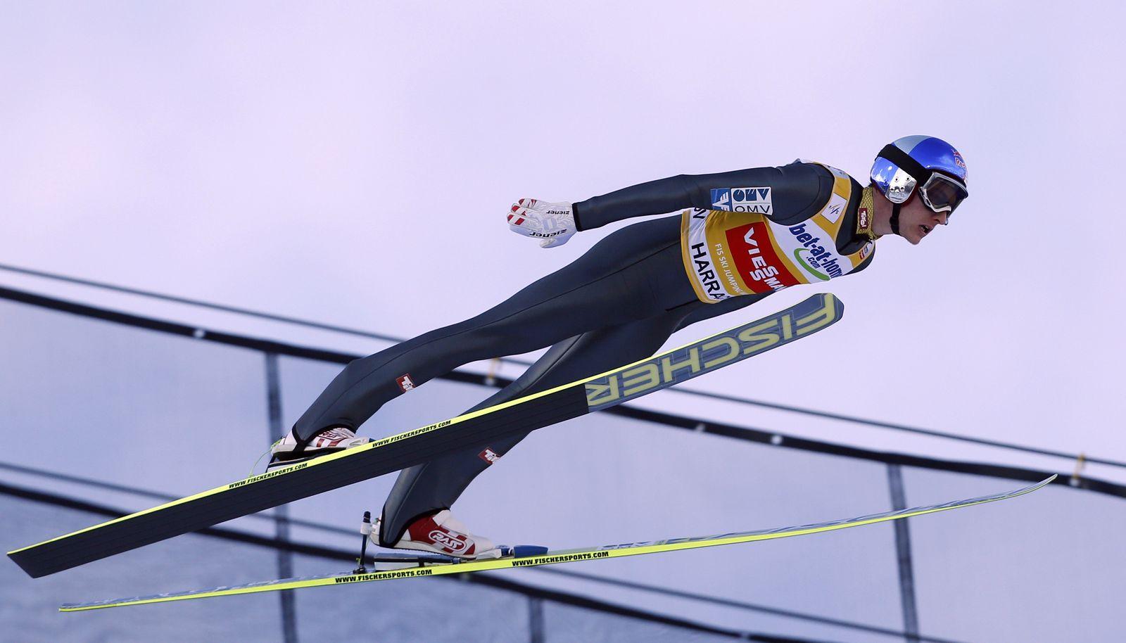 Czech Republic Ski Jumping