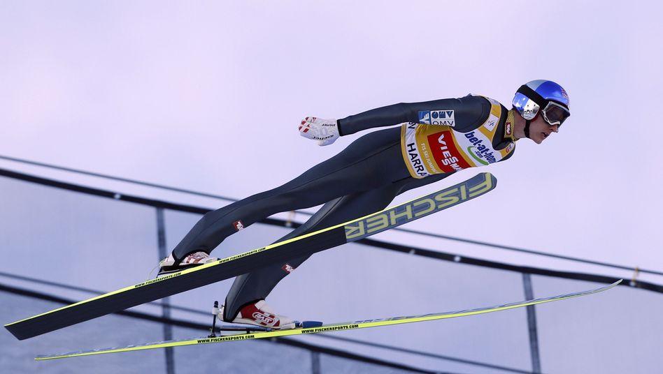 Skispringer Schlierenzauer: 47. Weltcup-Sieg gefeiert