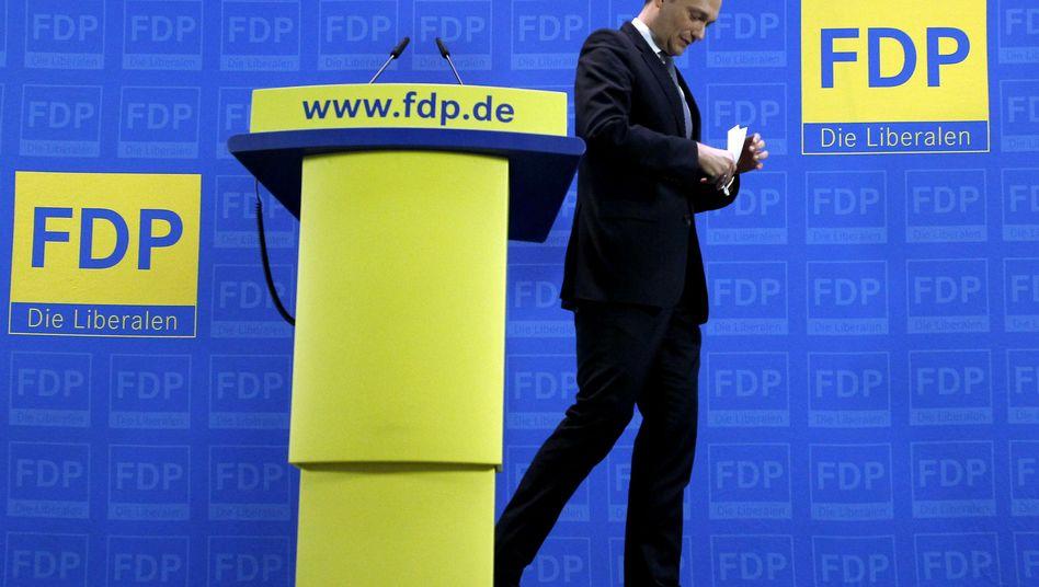 Lindner nach Rücktritt: Der Ex-Generalsekretär plant offenbar sein Comeback