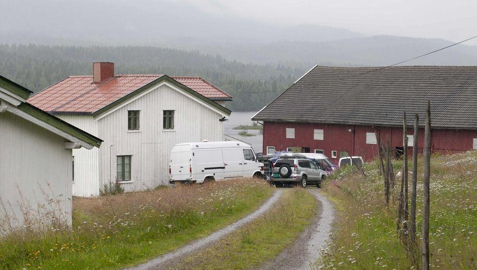 Landhaus von Breivik: Einkauf zu unbedeutend