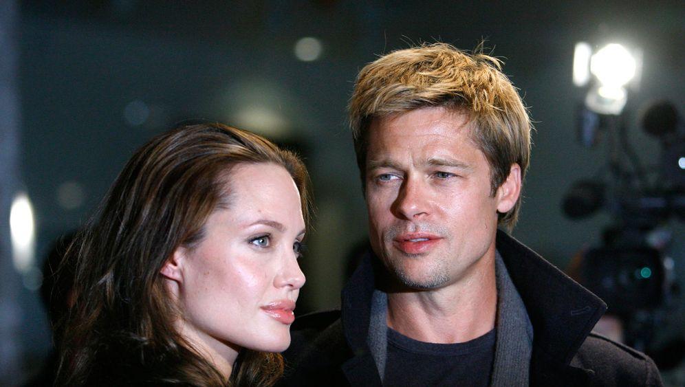 Scheidung von Pitt und Jolie: Schluss mit dem Zoff