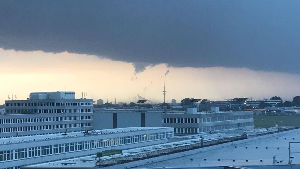 Mysterium in Hamburg: Die Suche nach dem Tornado