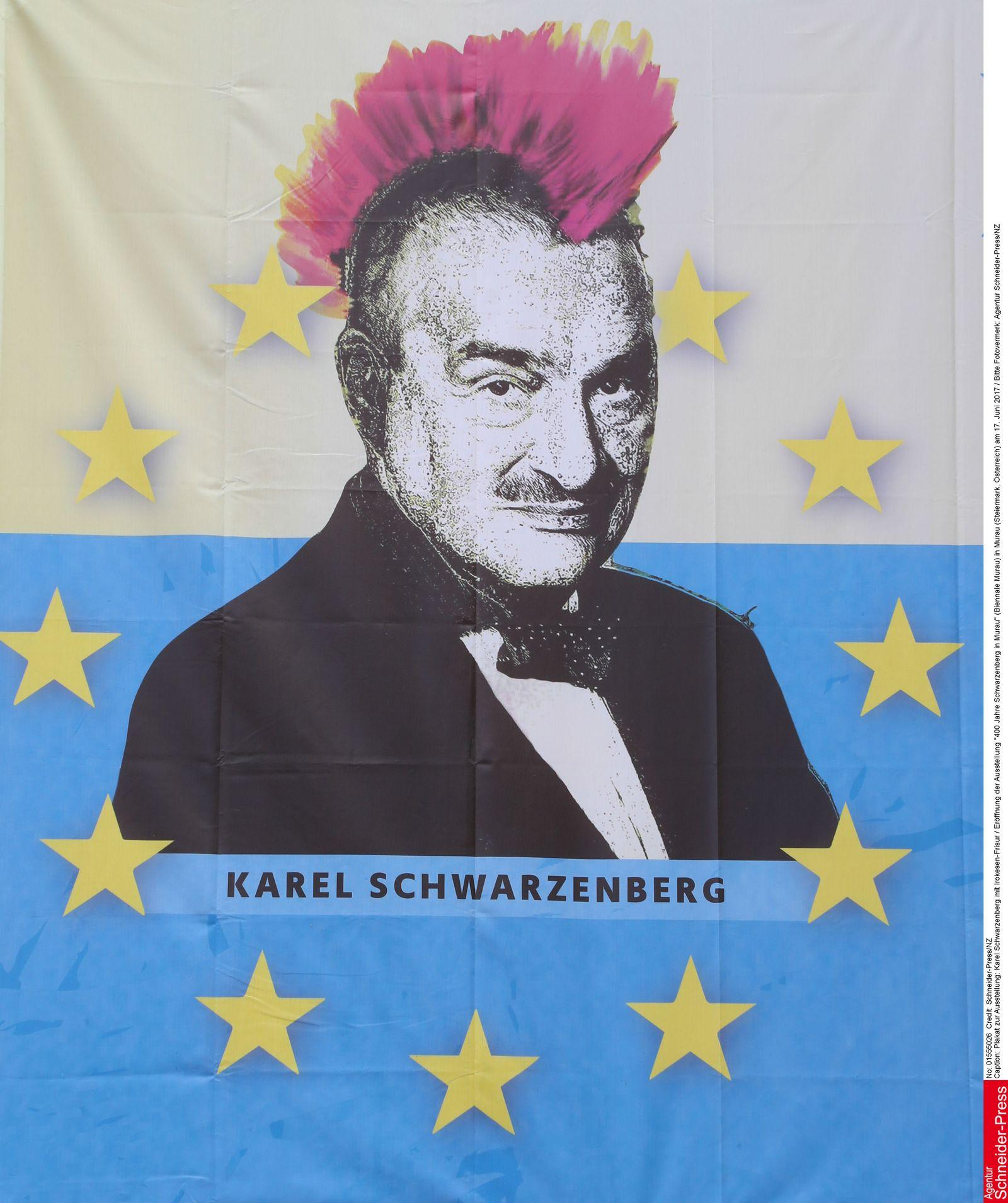 EINMALIGE VERWENDUNG SPIEGEL Plus SPIEGEL 51/2017 S. 80 Osteuropa / Schwarzenberg-Karikatur