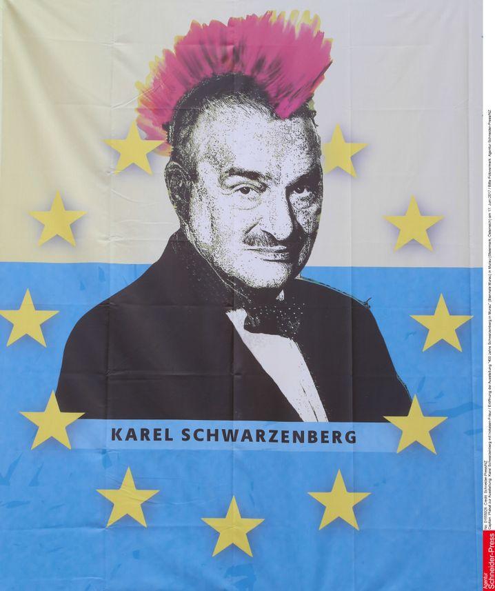 "Schwarzenberg-Karikatur: ""Nicht wie Schüler behandelt werden"""