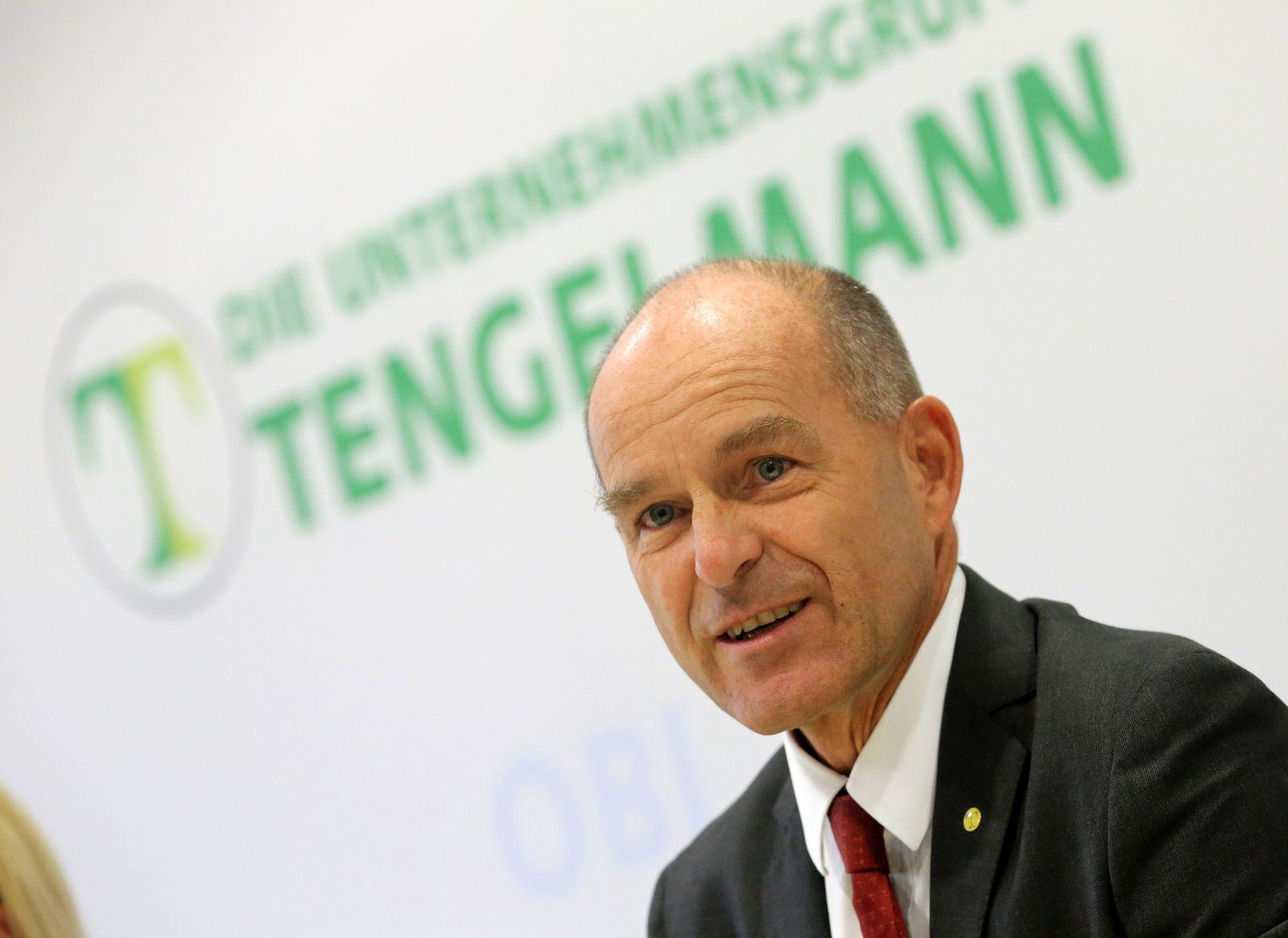 Tengelmann / Karl-Erivan Haub