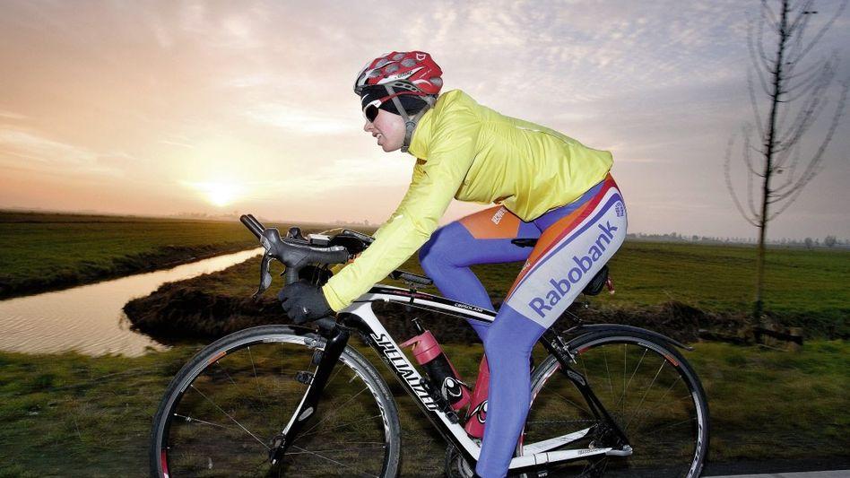 Rennfahrerin van der Vorst: »Als hätte jemand den Knopf für den Neustart gedrückt«