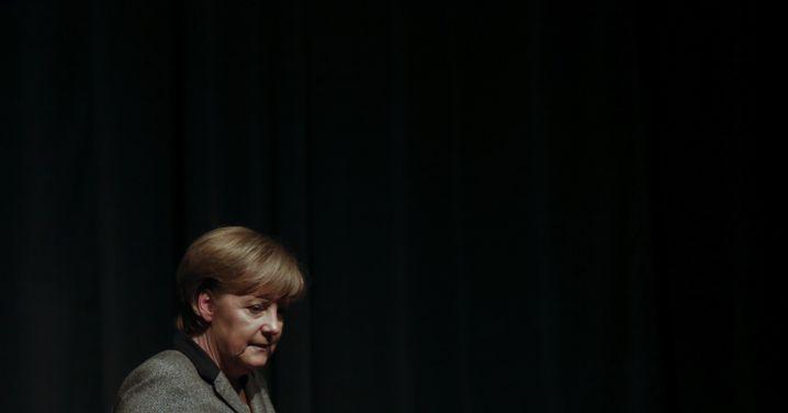 Angela Merkel: Blick auf Zypern und Italien
