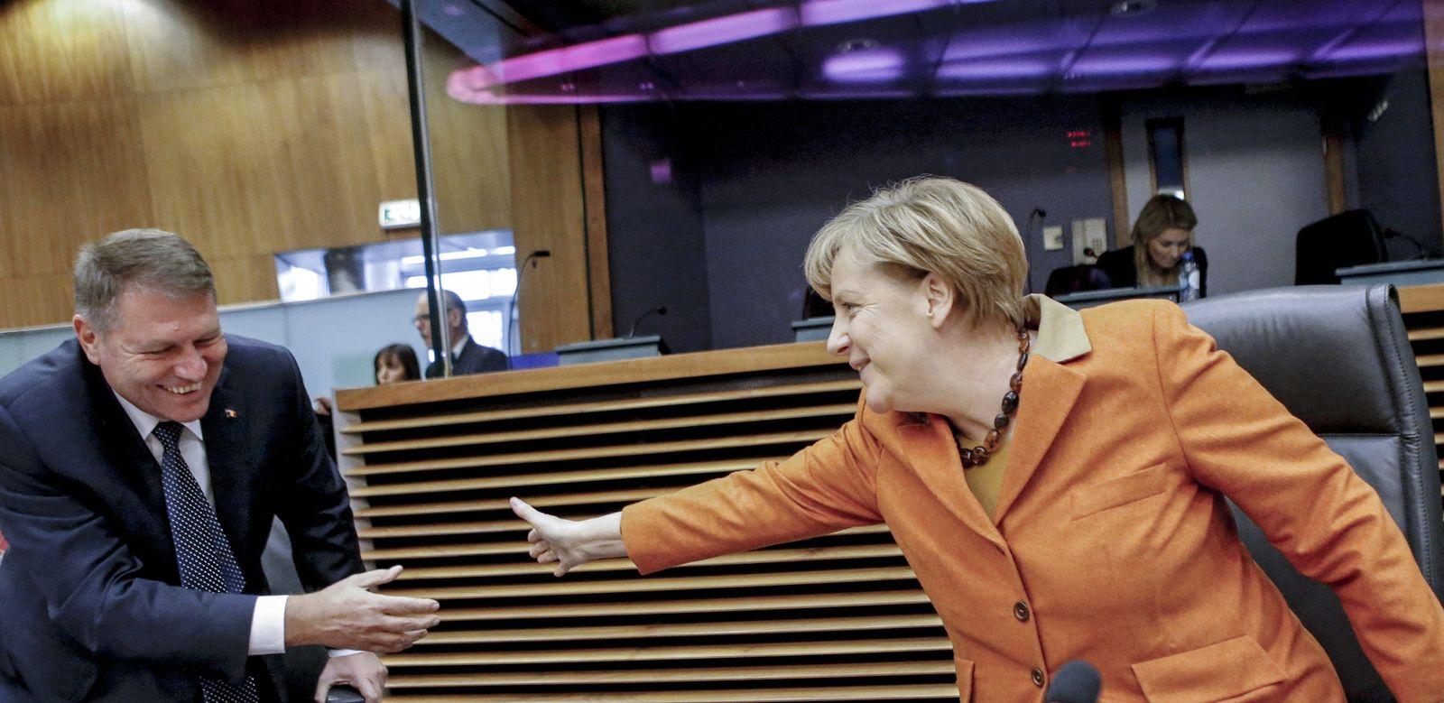 Merkel Brüssel