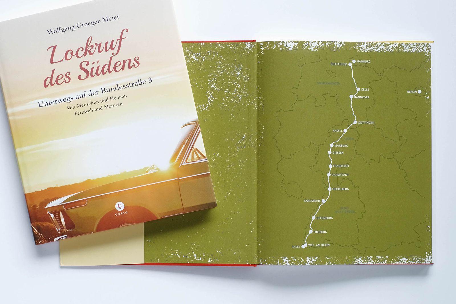 B3-Buch Lockruf des Süden