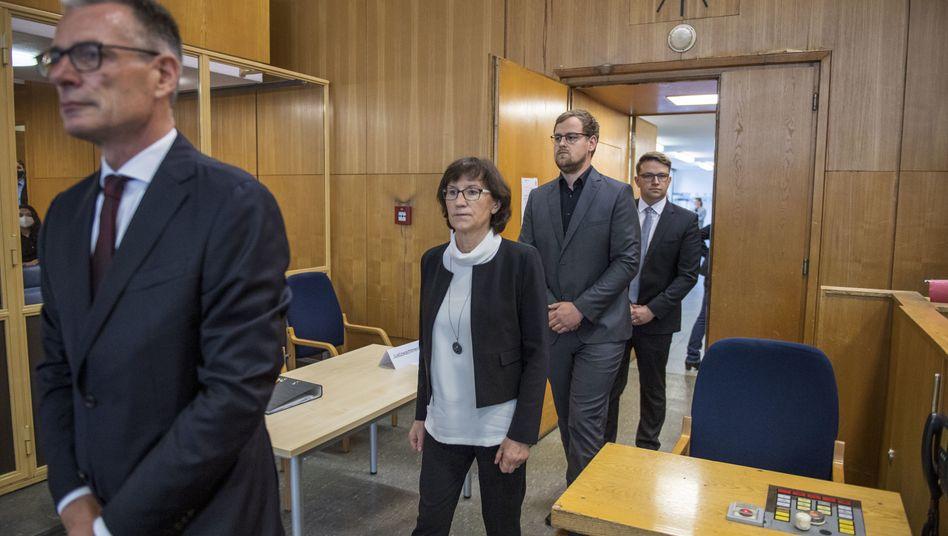 Die Familie Lübcke im Juni 2020: Der Freispruch von Markus H. hat sie hart getroffen