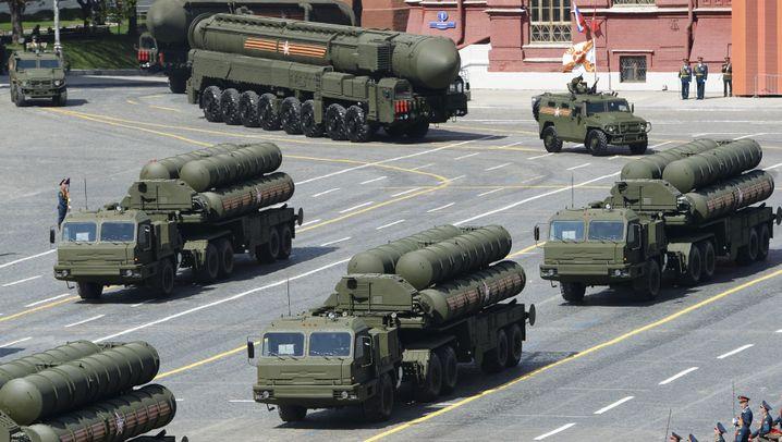 S-400-Waffensystem: Russlands Hightech-Raketen im Detail