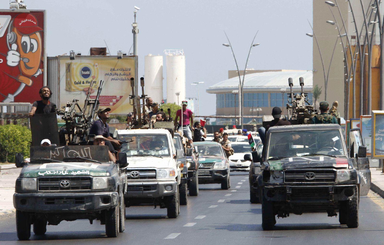 Libyen Tripolis / Samstag