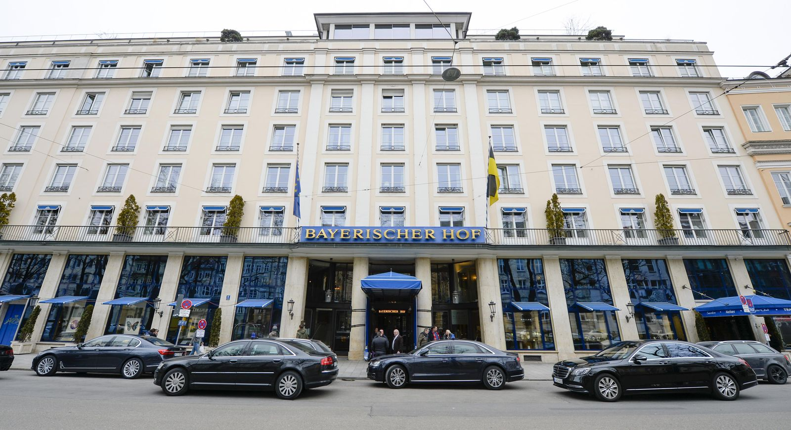 MSC Sicherheitskonferenz Siko Bayerischer Hof