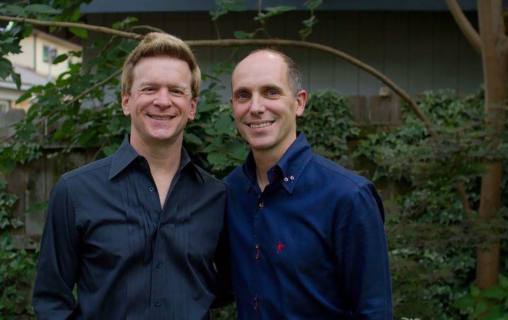 Sammler und Hüter: Hugh Nini und Neal Treadwell