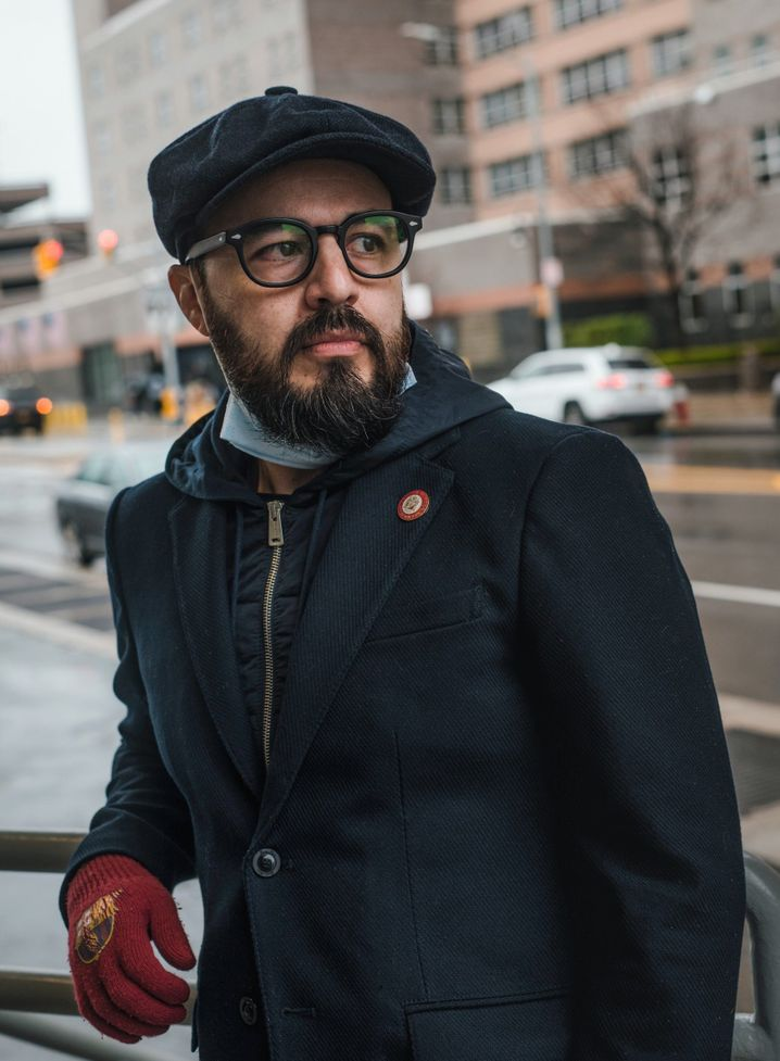 """New York City Council member Francisco Moya: """"Eighty percent of the people who get infected with the virus here are Latinos."""""""