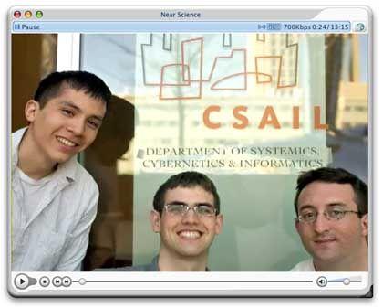 Spaßvögel vom MIT: Wissenschaftsbetrieb vorgeführt