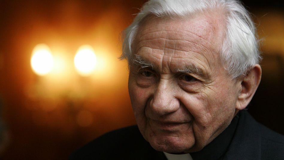 Trauer um Georg Ratzinger
