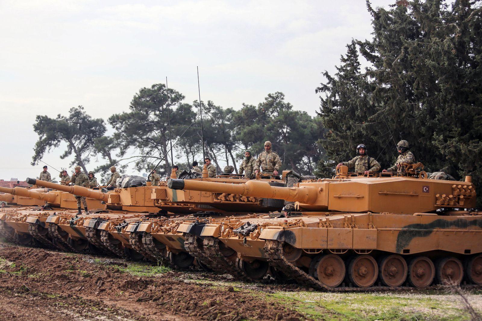 Syrien/ Leopard 2