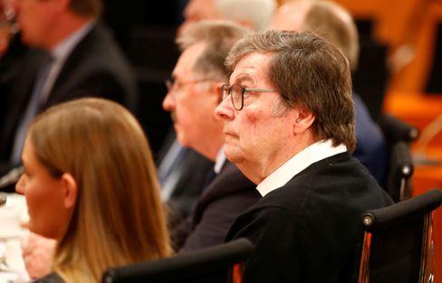 Klaus Gehrig, Ex-Chef der Schwarz-Gruppe