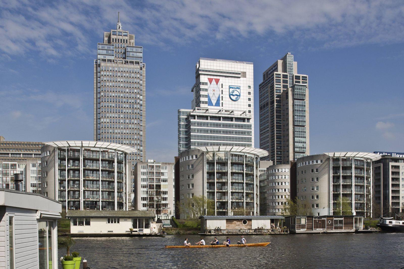 EINMALIGE VERWENDUNG Philips / Amsterdam