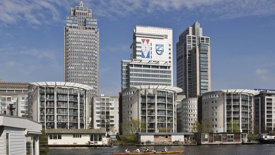 Philips-Zentrale in Amsterdam: Abschied aus dem Fernseher-Business