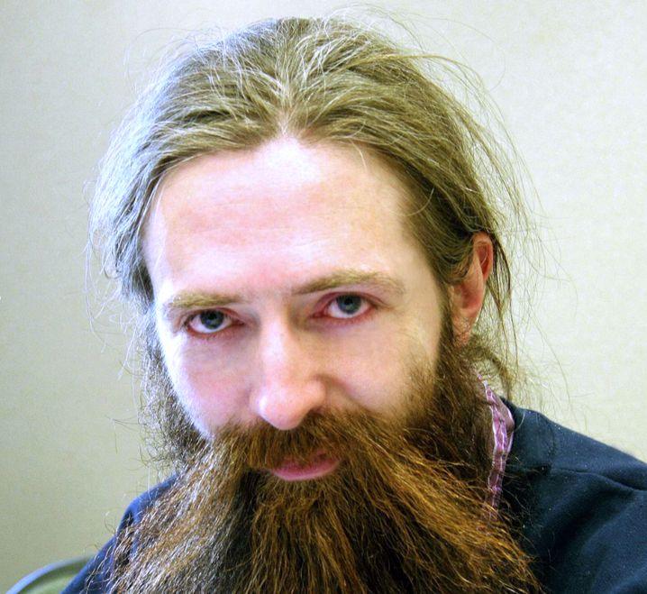 Biologe Aubrey de Grey
