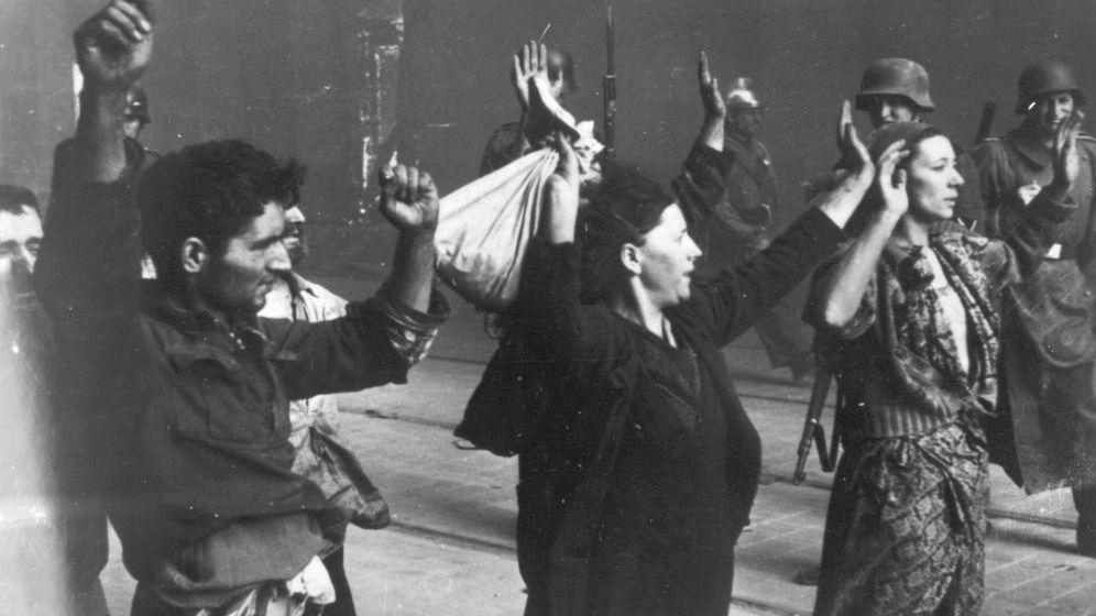 """Widerstand im Warschauer Getto: """"Unmöglich, dass das schon das Ende ist"""""""