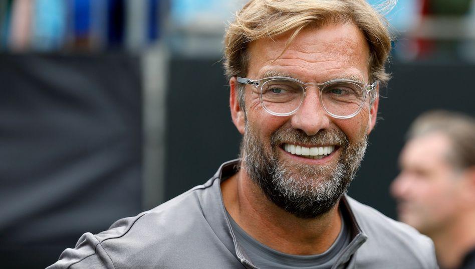 Will nach dem Karriereende zurück nach Deutschland: Liverpool-Trainer Jürgen Klopp