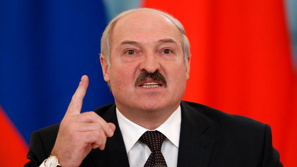 Weißrusslands Regime: Deutsche Polizei half Lukaschenkos Milizen