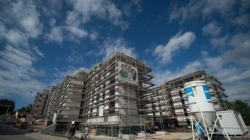 Neubauten (in Stuttgart): Sonderabschreibung für Immobilieninvestoren