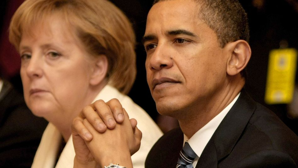 Chancellor Merkel and President Obama have not seen eye-to-eye when it comes to the euro.