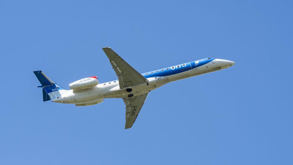 Flybmi-Flugzeug