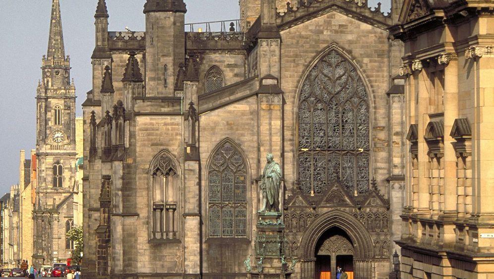 Gruseltour in Edinburgh: Wenn Geister wieder lebendig werden