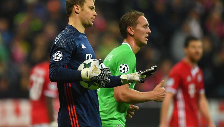 FC Bayern in der Einzelkritik: Robben wie in besten Zeiten