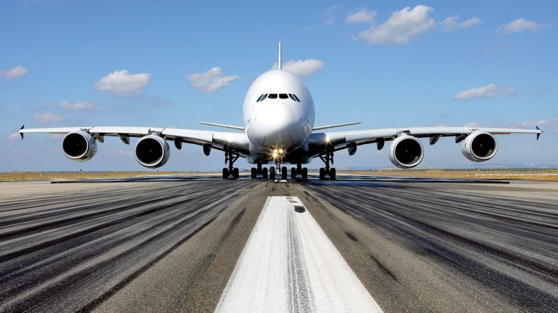 Airbus-Großflugzeug A380: Acht Superjumbos bereits vorbestellt