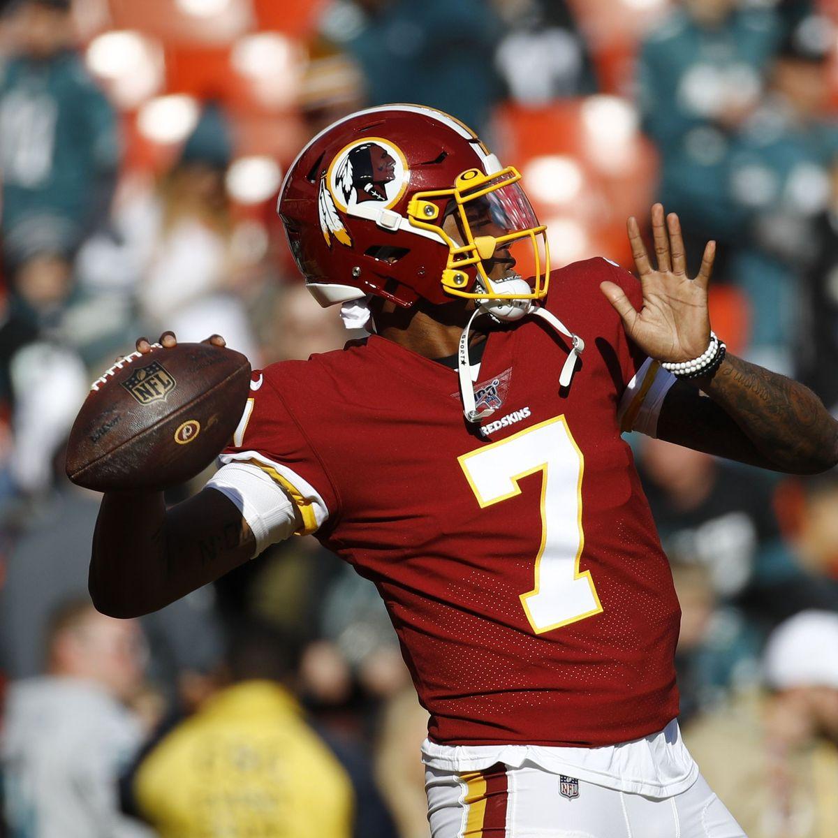 NFL Washington Redskins nennen sich vorerst Washington Football ...