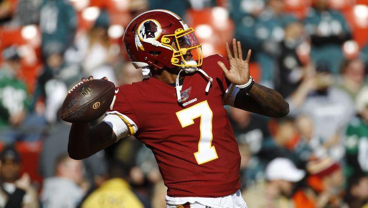 Afroamerikaner in der NFL: New Age Quarterbacks