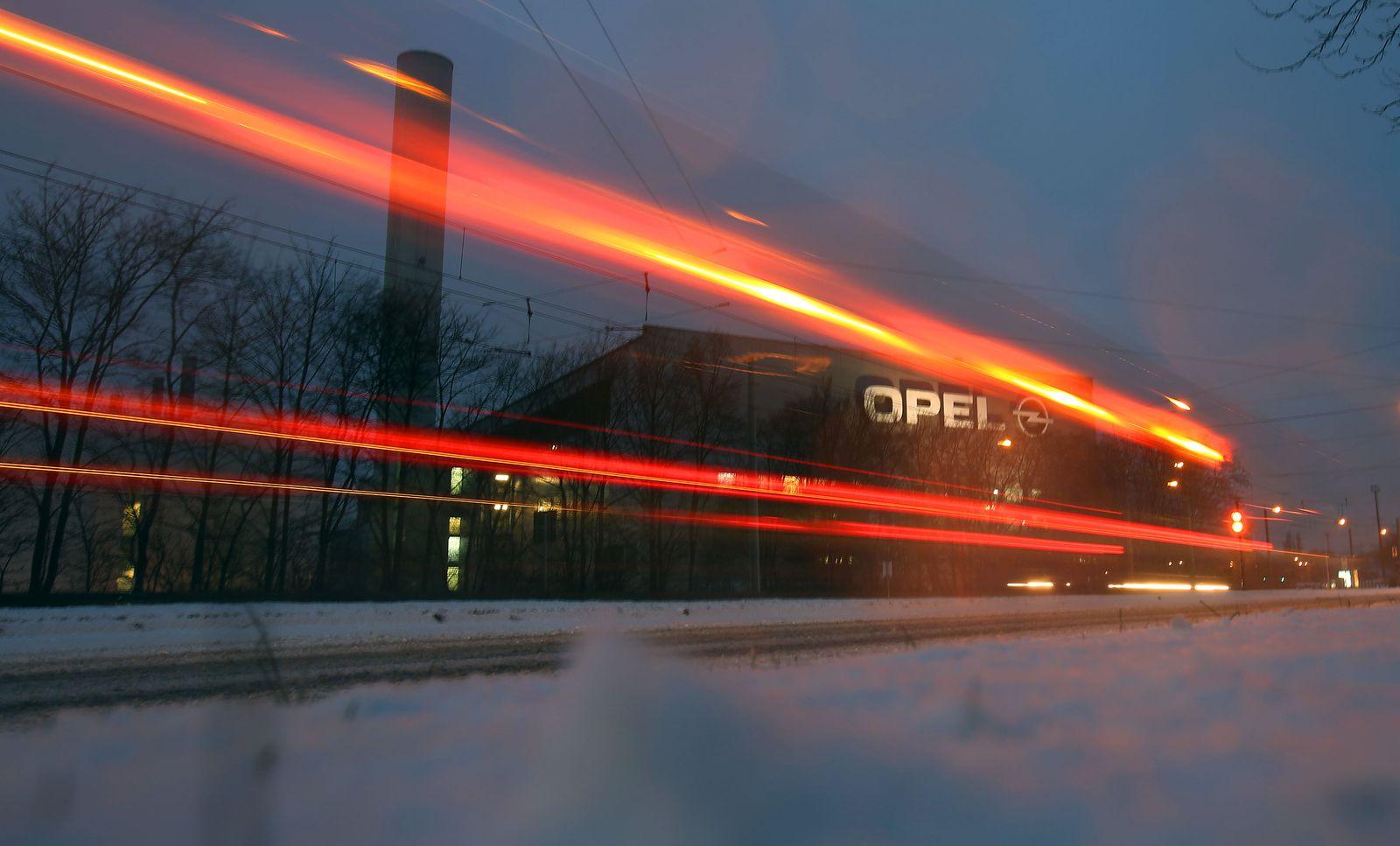 Opel-Werk Bochum