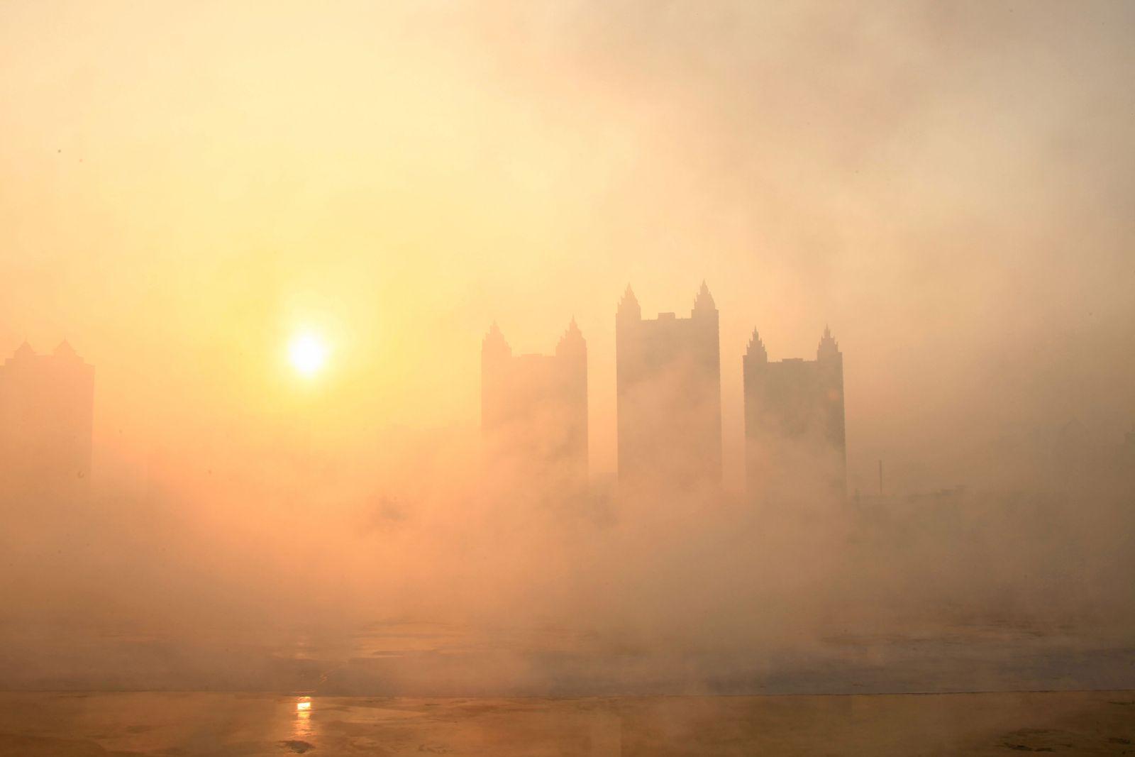 Smog/ China