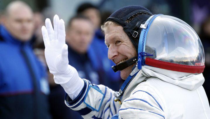 """Flug zur ISS: Mit der """"Sojus"""" ins All"""
