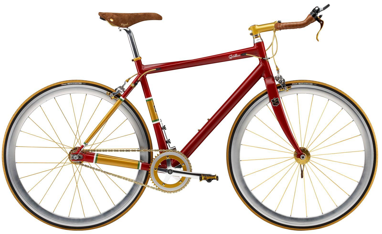 Fahrräder 2010/ Felt Gridlock Fixie