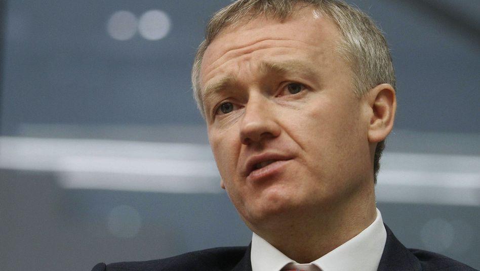 Uralkali-Chef Baumgertner im Dezember 2012: In der weißrussischen Falle