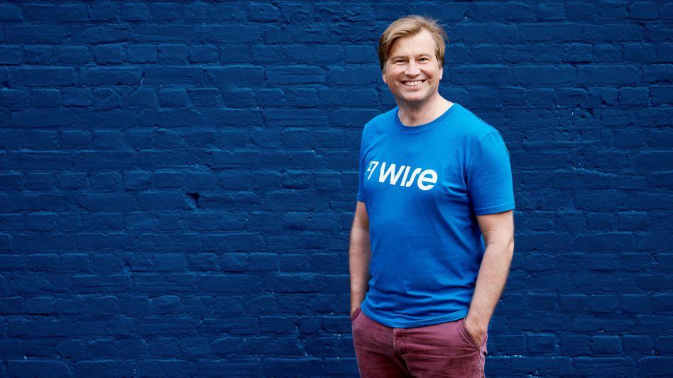 Wise-Gründer Käärmann: »Das Momentum ist enorm«