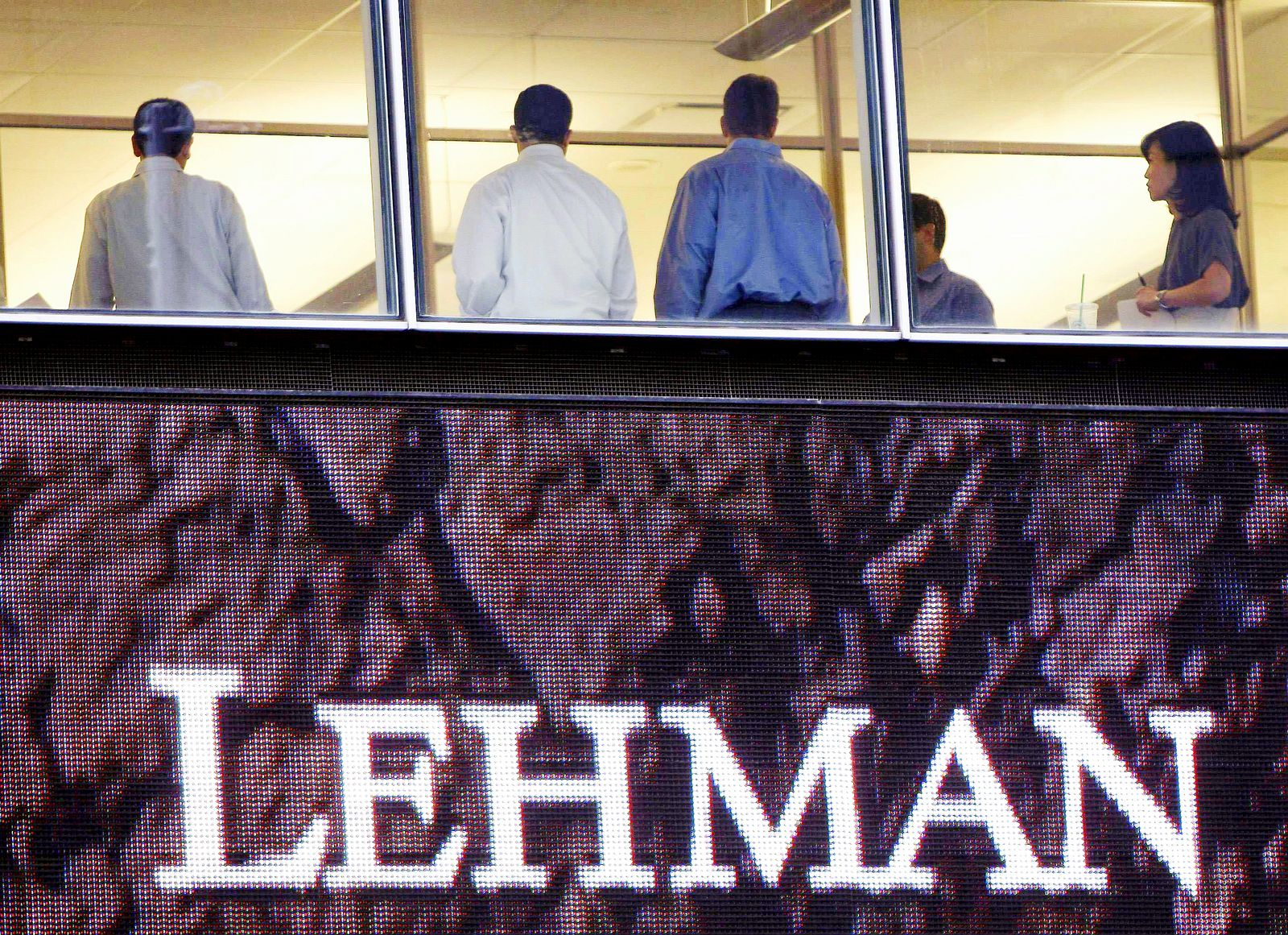 Lehman Brothers Gebäude New York