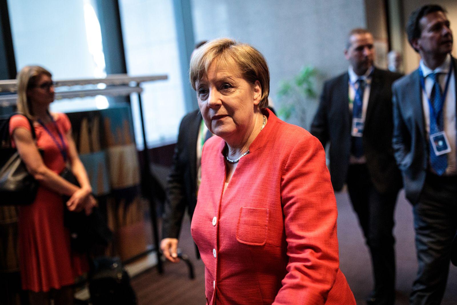 Merkel / Brüssel