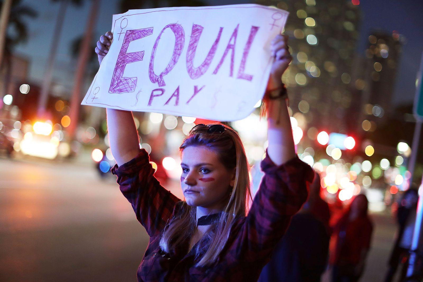 Entgelttransparenzgesetz / Equal Pay