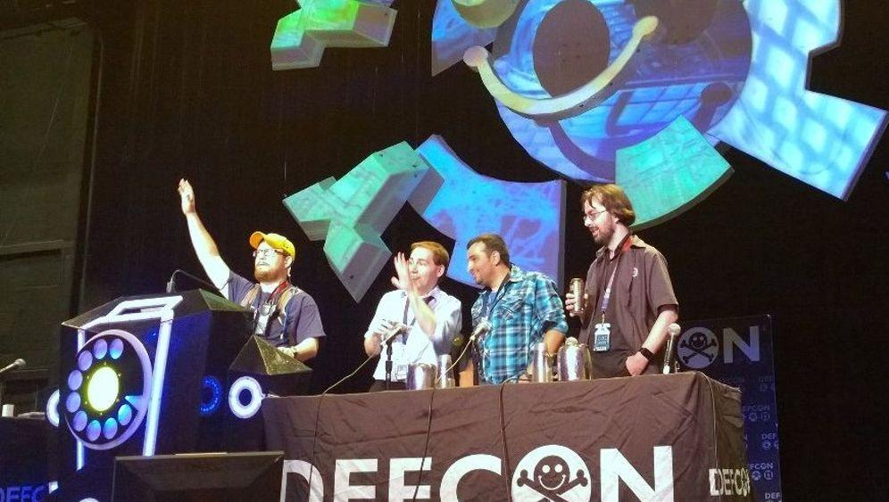 Defcon 2014: Hackerkonferenz in Las Vegas